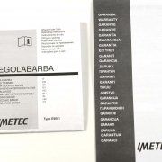 Imetec Hi-Man GK3 900 accessori