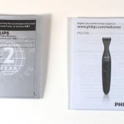 Philips MG1100/16 accessori