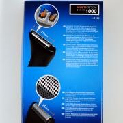 Philips MG1100/16 la confezione