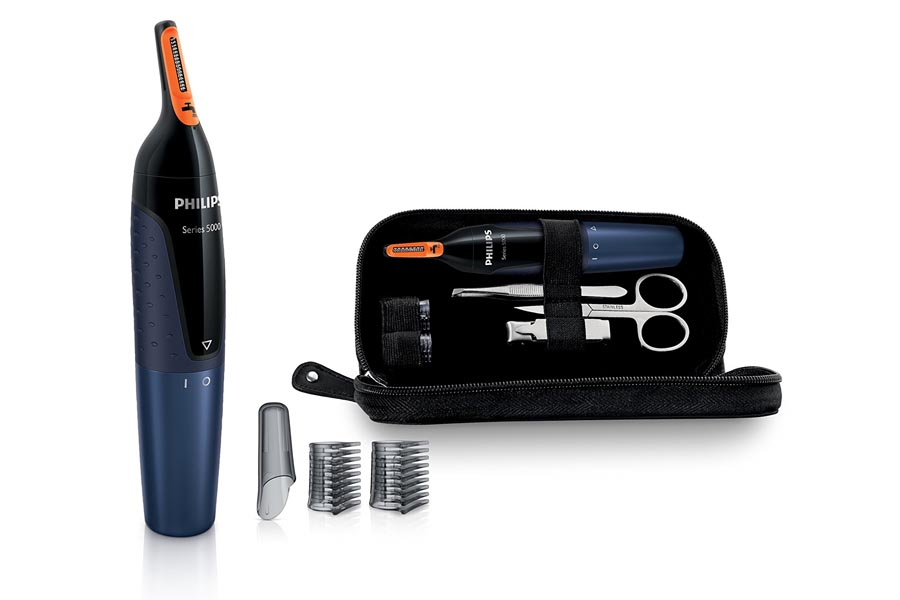 trimmer di fascia alta con kit accessori completo